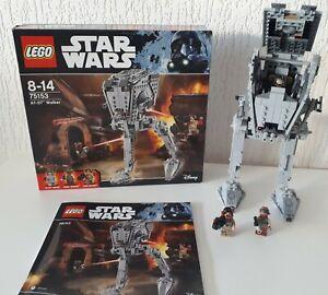 Lego 75153 AT-ST Walker mit OVP und Bauanleitung