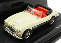 Vitesse 1/43 Scale Model Car 22000 - Austin Healey 3000 - Cream/Black