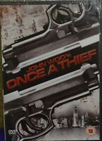 DVD JOHN WOO'S ONCE A THIEF NEUF SOUS BLISTER