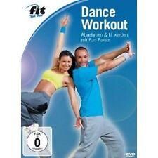 FIT FOR FUN: DANCE WORKOUT - ABNEHMEN & FIT WERDEN MIT FUN-FAKTOR DVD NEU