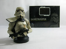 2005 Vintage Star Wars ✧ Sandtrooper ✧ Gentle Giant White Bust nr MIB