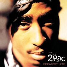 2Pac King of RAP Greatest Hits 2 CD's Tupac Shakur Songs West Coast pride Edited