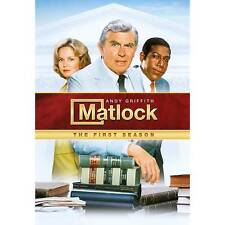 Matlock Season One DVD Region 1 US IMPORT NTSC
