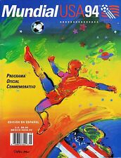 Offizielles Programm | 1994 | FIFA World Cup '94 USA | Spanish Edition