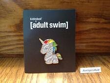 Adult Swim Enamel Pin Series KidRobot Robot Unicorn Attack 1/20