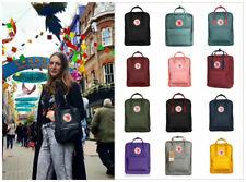 7L/16L/20L Unisex Backpack Fjallraven Kanken Travel Shoulder School Bags