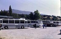 Delphi Greece Bus Trip 35mm Lot Of 2 Picture Slides 1970's Lot Photographs
