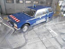 PEUGEOT 504 Break Kombi gendarmerie police police bleu 1976 Spreis MCG 1:18
