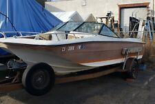 LF - 1977 Reinell T1901 19' Bowrider & Trailer - California