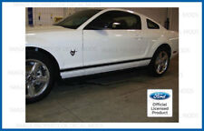 Ford Mustang Rocker Panel Side Stripe Door Decal - N - strip sticker set L and R