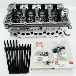 AMC Cylinder Head Pre-assembled VW 2,0 L Tdi 16V Azv Bmn Bkd New Part