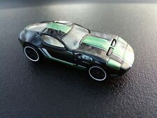 Hot Wheels Ford Shelby GR-1 Concept Car Black Green Stripe