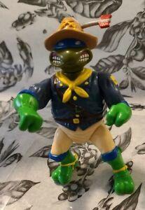 1992 Kookie Kavalry Leonardo Ninja Turtles TMNT Vintage Figure