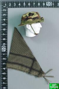 1:6 Scale DAM 78081 Navy SEAL SDV TEAM 1 Radio Operator - Boonie Hat & Scarf