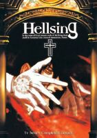 Hellsing Complete Perfect Collection Episodes 1-13 DVD Anime English Dubbed
