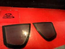 E46 BMW SEDAN REAR BACK CORNER SIDE DOOR WINDOW VENT GLASS LEFT RIGHT