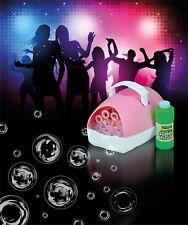 Cheetah qualità PORTATILE partito & DJ PILE bolla MACCHINA ROSA + FLUIDO
