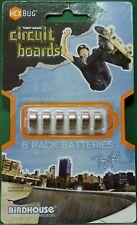 HEXBUG Circuit Boards Tony Hawk 6-Pack Batteries
