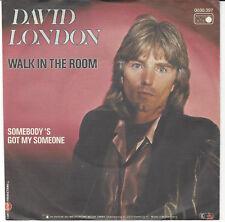 "David LONDON - Walk in the Room / 81er 7 "" - Single, Fergie FREDERIKSEN, Ex-TOTO"