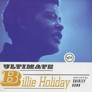 """CD NEUF SOUS BLISTER """"ULTIMATE BILLIE HOLIDAY"""" 16 TITRES ENVOI SUIVI GRATUIT"""