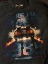 "NEW! Men's 2 XL ""Take Me Back 1985"" Back To The Future Shirt"