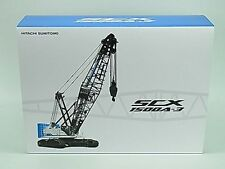 1/50 Hitachi-Sumitomo SCX1500A-3 Crawler Crane Diecast Metal Model F/S New