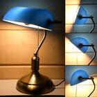 bankerlampe blau   eBay