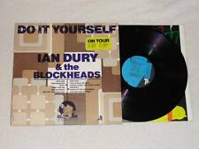 IAN DURY & THE BLOCKHEADS Do It Yourself LP Vinyl Stiff 1979 * TOP