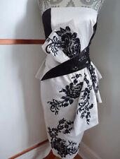 Pre-owned Stunning Authentic Karen Millen Wiggle Dress Size 12