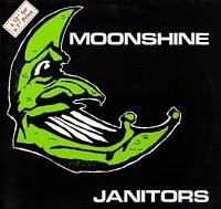"""THE JANITORS moonshine 12 ABS 047 french abstract sound 12"""" PS EX+/EX"""