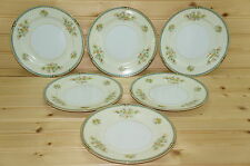 Rose RO67  Set of (6) Bread & Butter Plates, 6 1/2""