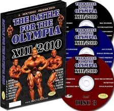 BATTLE FOR THE OLYMPIA 2010 3-DISC SET