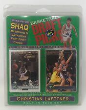 1992 CLASSIC Basketball DRAFT Picks SET Shaquille O'neal ROOKIE Shaq LAETTNER