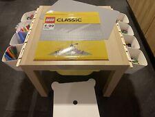Kinder Spieltisch Lego Bastel Mal Tisch