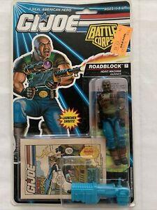 GI Joe Roadblock Heavy Machine Gunner 1992 Very Nice