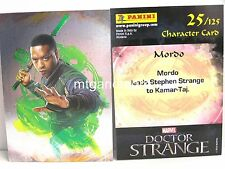 Doctor Strange Movie Trading Card - 1x #025 character card foil-TCG