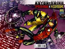 ASTONISHING SPIDER-MAN & WOLVERINE #1 (Marvel)