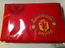 Manchester united red cot bed duvet cover and 1 pillowcase brand new