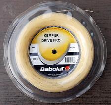 "Cadena de tenis BABOLAT Kemper Pro del papel de unidad; 1.40; 200 m > nuevo<   Besaitung  besaitung=""""></   Besaitung >"