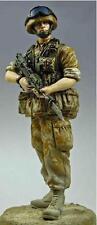 120mm British Modern Infantryman Wee Friends WF12001 unpainted model kit