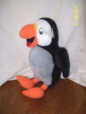 "Mango Teddy Bear Co. Bird Plush 12"""