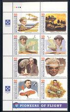 Micronesia - MNH 1993 Pioneers of Flight sheet of 8 #178  Lot #13