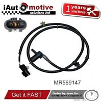 Mitsubishi Lancer Evo 7 8 9 Front Left ABS Sensor Wheel Speed Sensor MR569147