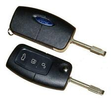 Ford Flip Remote Key Cut to Your Car Focus Fiesta Puma Mondeo Transit