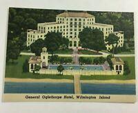 VINTAGE 1930s Mini Photographs Souvenir Pictures Savannah GA Oglethorpe Hotel