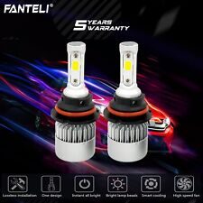 HB5 9007 CREE LED 2800W 420000LM Headlight Conversion Bulbs White 6000K HI/LO