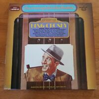 Bing Crosby and His Friends 894637 Vintage Vinyl Record 4 Record LP