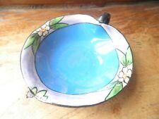 Barton Pottery hand painted dish