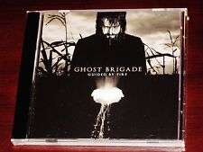 Ghost Brigade: GUIDED BY FIRE CD 2007 Season of Mist Records SOM 155 NUEVO