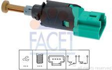 FACET Interruptor luces freno CITROEN C4 C5 PEUGEOT 207 307 FIAT ULYSSE 7.1213